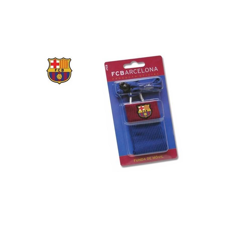 Funda de Movil F.C. Barcelona, Barata