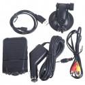 Camara SEGURIDAD con infrarrojos Monitor y grabador sd barata