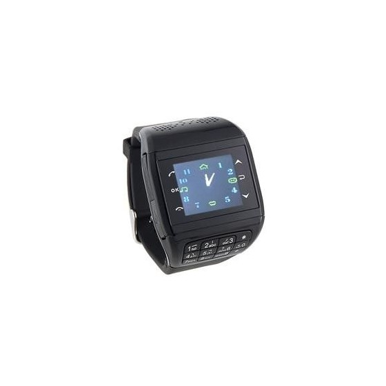 Reloj con Movil DUALSIM Telefono Camara Bluetooth Mp3 Mp4 Tactil Barato