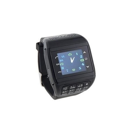 Reloj con Movil DUALSIM Telefono con Bluetooth Mp3 Mp4 Tactil Barato
