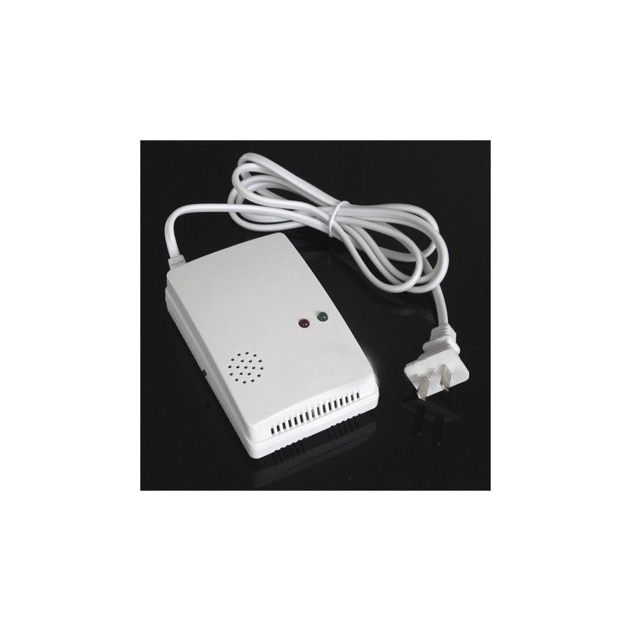 Sensor de Alarma detector de GAS inalambrico barato