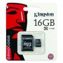 Tarjeta Micro Sd 16 Gb HC con adaptador de Regalo Barata
