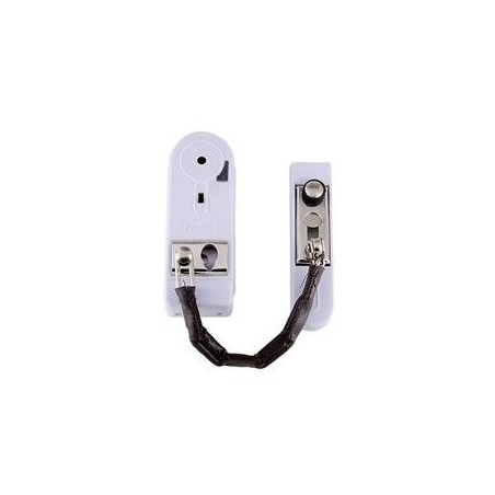 Alarma para Puertas con Cadena Doble seguridad antirrobo barata