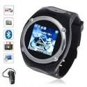 Reloj MOVIL Telefono Mp3 Mp4 y Camara Bluetooth Tactil Barato