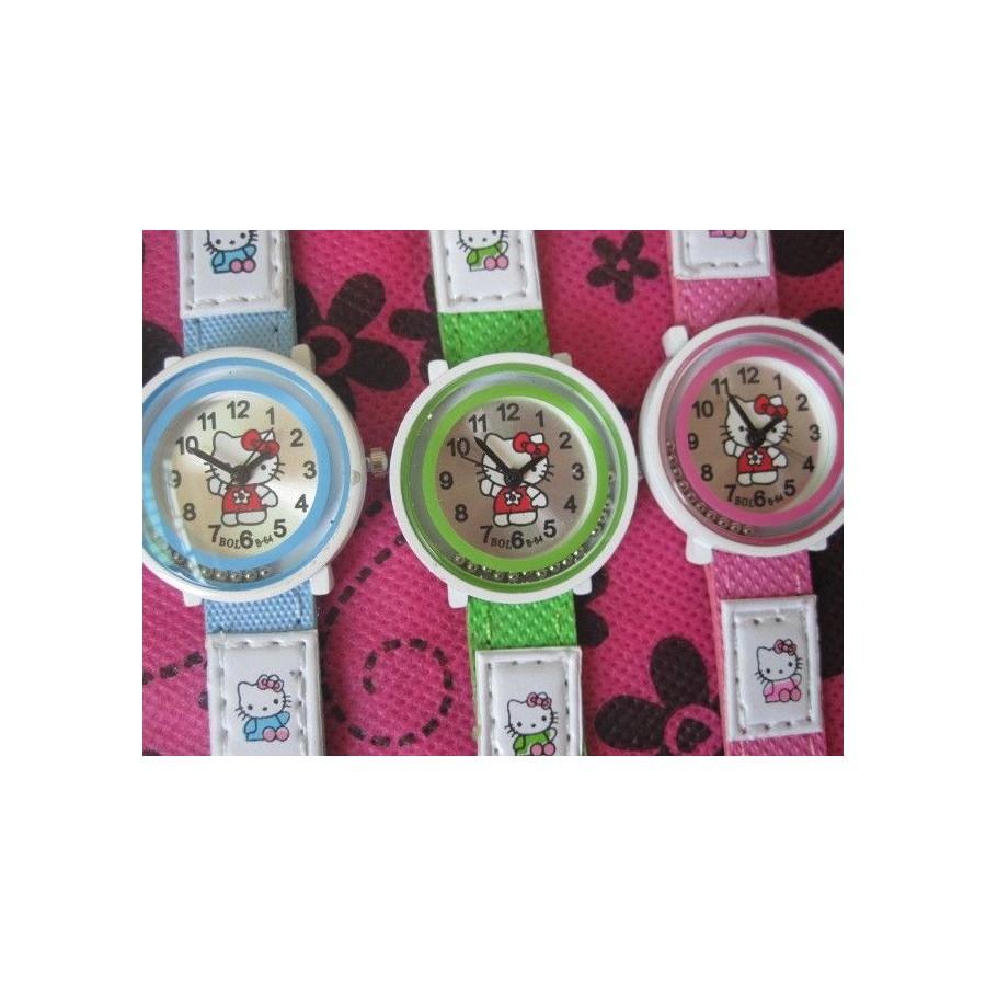 Reloj de Hello Kitty para mujeres y niñas Barato
