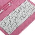 Funda Tablet PC de 7 Pulgadas CON TECLADO USB Barata