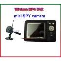 Camara Seguridad Videovigilancia con Monitor y grabador sd barata