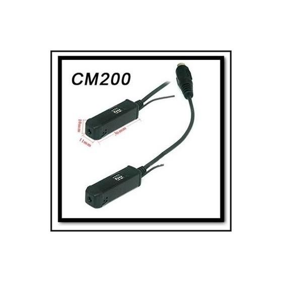 Camara Seguridad Mini Espia Barata Videovigilancia 2.4 GHz radio frecuencia