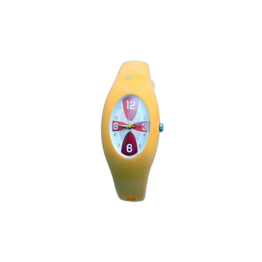 Reloj Nike deportivo Amarillo analogico Barato