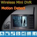 Camara Seguridad Espia Videovigilancia con Monitor y grabador barata