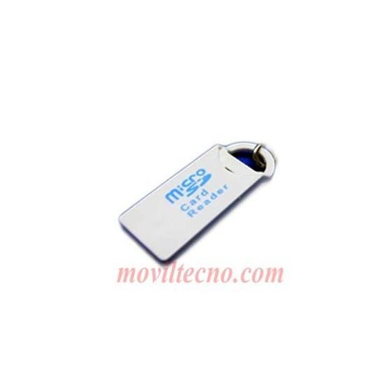 Lector de Tarjetas Micro Sd USB 2.0 MicroSD Barato