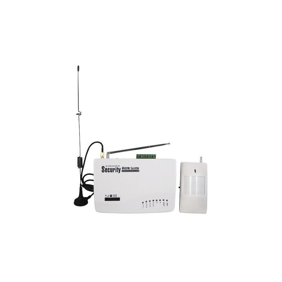 ALARMAS por Movil con GSM baratas para Hogar Tiendas Casas inalambrica