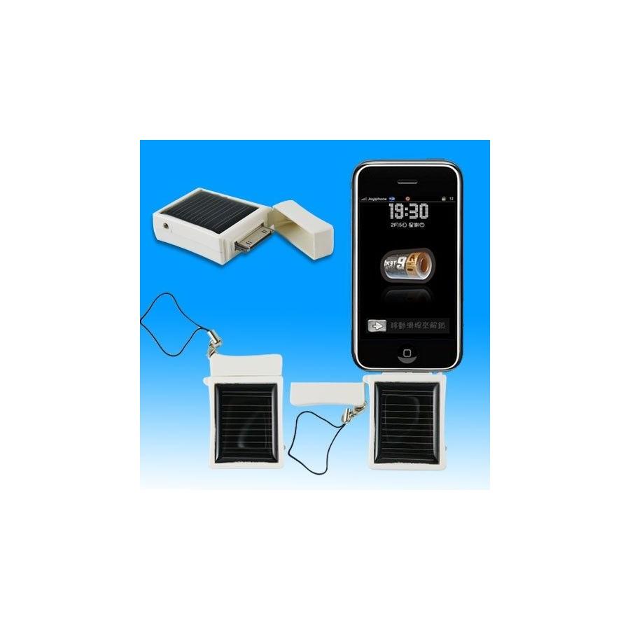 CARGADOR SOLAR Iphone 3G 3GS Ipod Bateria MP3 MP4 Barato
