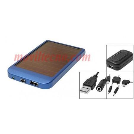 CARGADOR SOLAR Moviles Iphone Galaxy Pda Mp3 Mp4 Barato