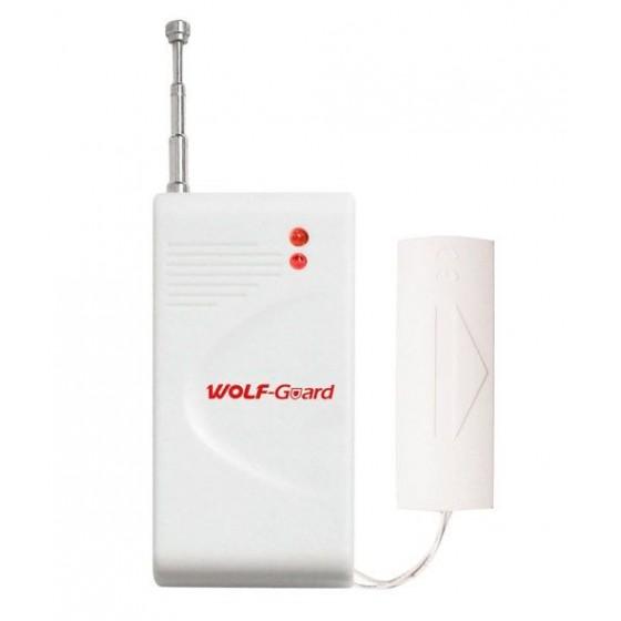 Sensor por VIBRACION inalambrico barato para Alarmas puertas y ventanas