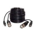 Cable BNC Coaxial barato para video de 20 metros
