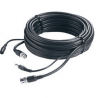 Cable BNC Coaxial para video de 10 metros barato