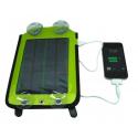 CARGADOR SOLAR para Moviles Iphone 5 Galaxy Mp3 Mp4 Barato