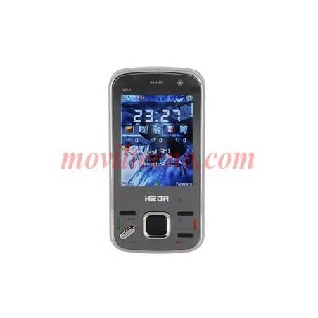 R86 MINI Telefono Movil Dual Sim Doble Tarjeta DUALSIM Barato