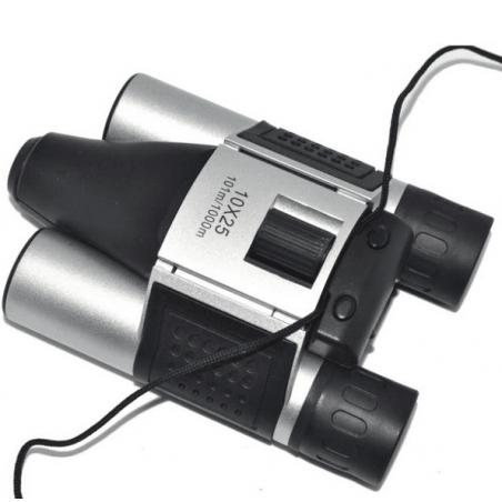 Prismaticos con camara binoculares espia baratos
