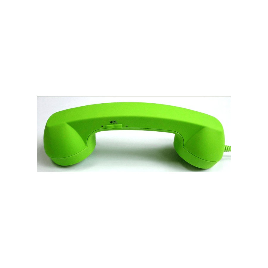 Auricular RETRO Telefono para IPHONE IPAD y Moviles Barato