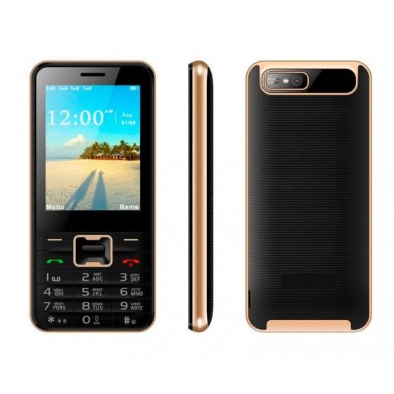 Telefono Móvil con 4 Tarjetas SIM a la vez, LIBRE Barato