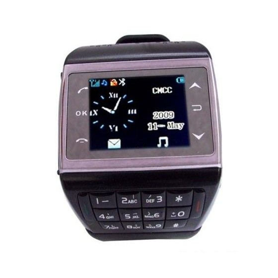 Reloj con Telefono Movil Bluetooth Mp3 Mp4 Tactil Barato