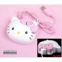 Raton Hello Kitty USB Mini Optico para PC Portatil Barato