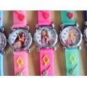 Reloj Hannah Montana Infantil Correa de Goma Barato