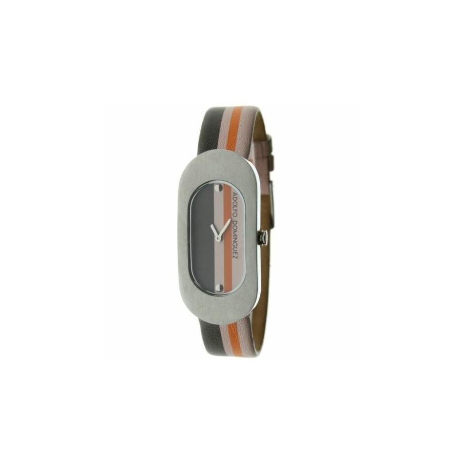 Reloj adolfo dominguez 01306 mujer dise o fashion piel barato for Reloj adolfo dominguez 95001