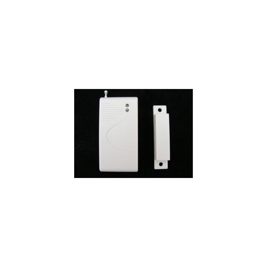 Sensor de Alarma para puertas y ventanas inalambrico magnetico barato