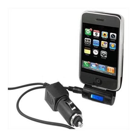 Fm trasmisor mini para Iphone 3Gs y 4 barato