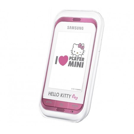 Telefono Movil Samsung Mini HELLO KITTY Libre Tactil Barato