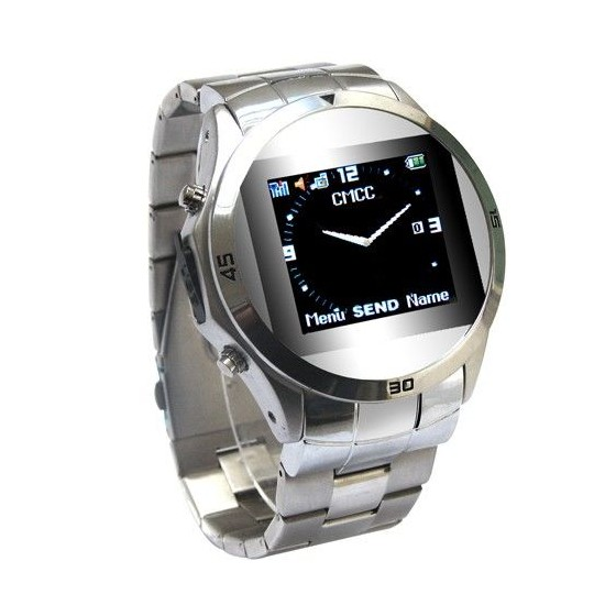 Reloj con Telefono Movil Camara Espia Tactil Bluetooth Barato