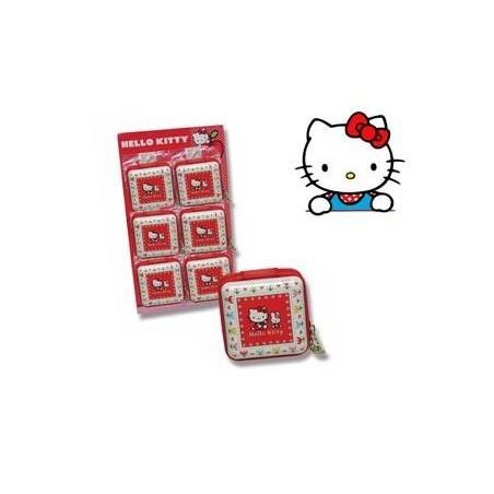Monedero de Hello Kitty Cuadrado para mujeres y niñas Barato