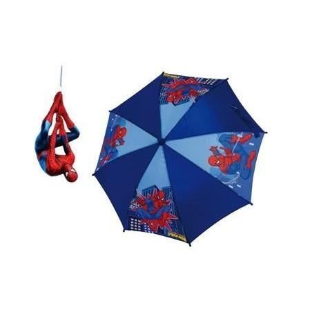 Paraguas Spiderman infantil Barato