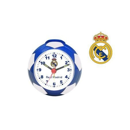 Despertador Reloj Real Madrid, Barato