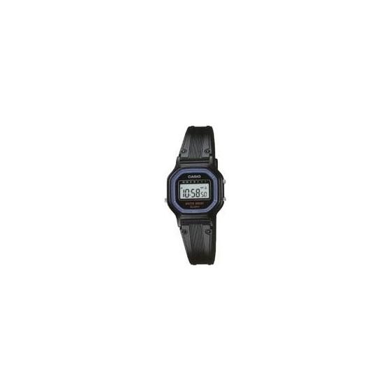 Reloj Digital Casio de Mujer pequeño de Goma Barato