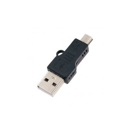CARGADOR CABLE Usb Mp3 Mp4 Espia Adaptador mini 4 pin Barato