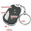 Llavero HD Mando Espia con detector de Movimiento Camara oculta Barato