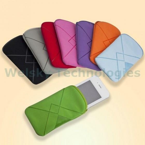 Funda para Iphone 3Gs 4G, i9, i68, Sciphone, de Neopreno Barata