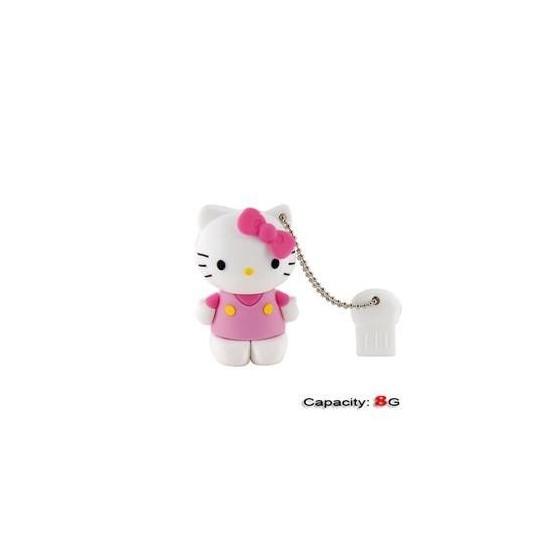 Memoria Usb Hello Kitty 2, 4, 8 Gb pendrive Barato