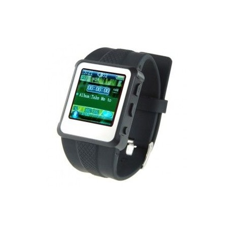 RELOJ CON MP4 Mp3 Ebook Grabadora Fashion Barato