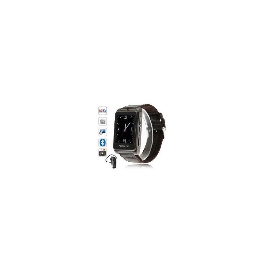 Reloj TELEFONO Movil Mp3 Mp4y Camara Bluetooth Tactil Barato