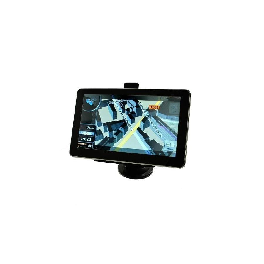 GPS Barato NAVEGADOR 7 pulgadas con Mapas BLUETOOTH MP3 MP4