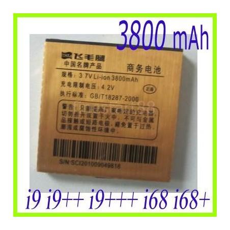 BATERIA i9+++ ALTA CAPACIDAD Sciphone Cect i68 i68+ 3800 Mah Barata