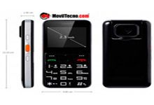 MovilTecno Black 728