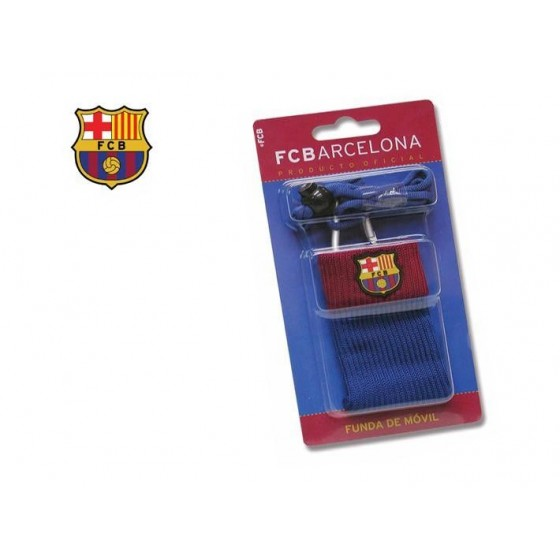 Funda de Movil F.C. Barcelona, Barata