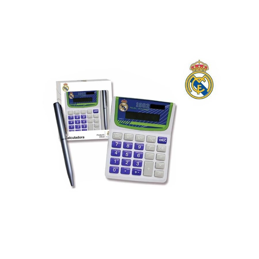 Calculadora Solar Real Madrid, Barata