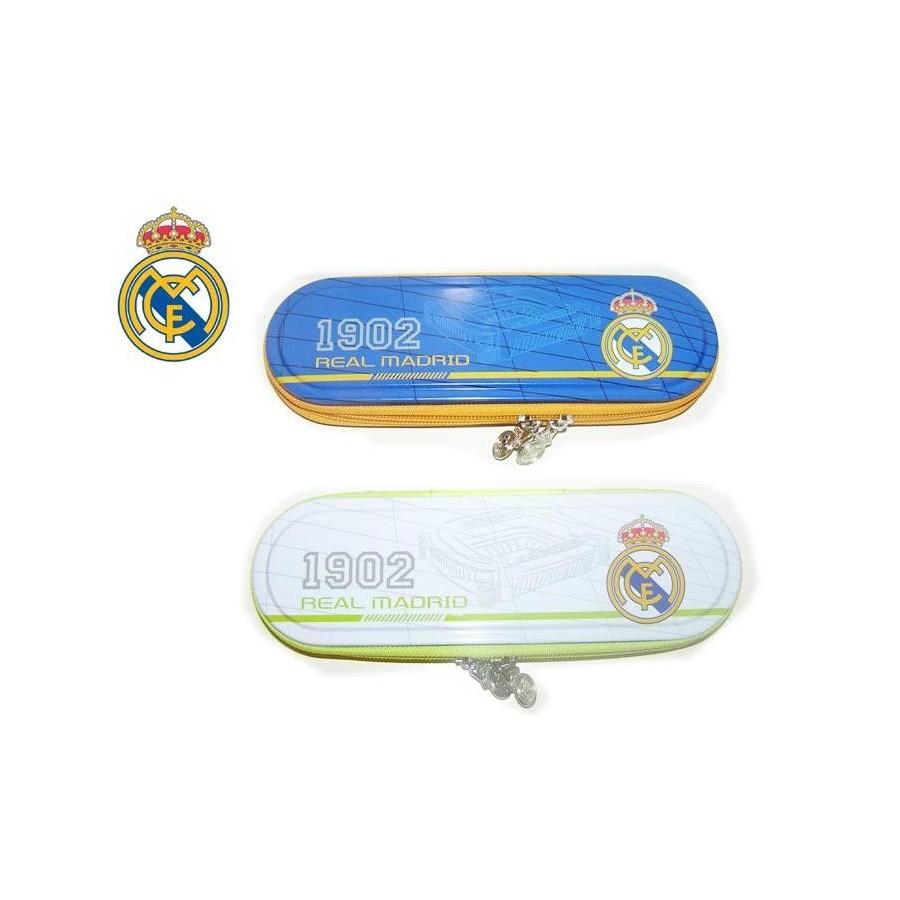 Plumier Estuche Real Madrid lapicero portatodo, Barato